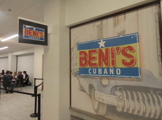 Beni's Cubano!