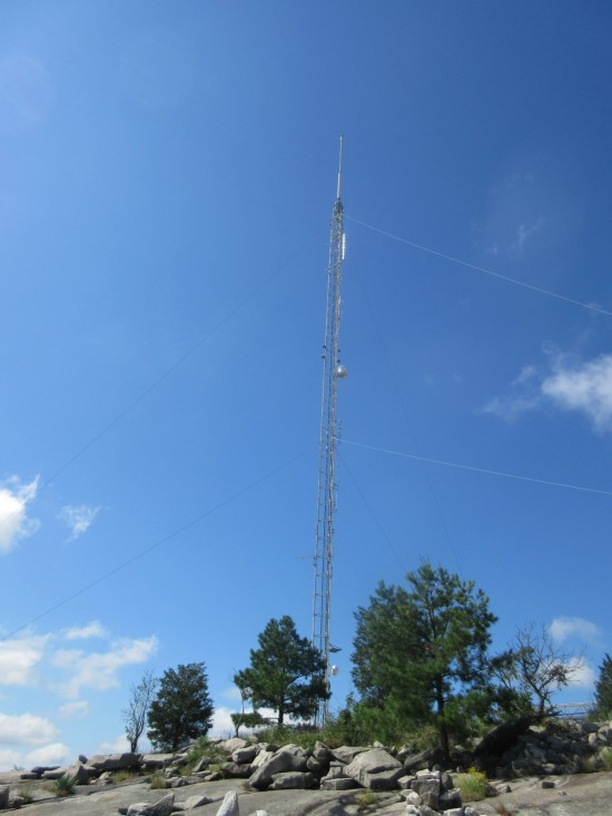 broadcast tower!