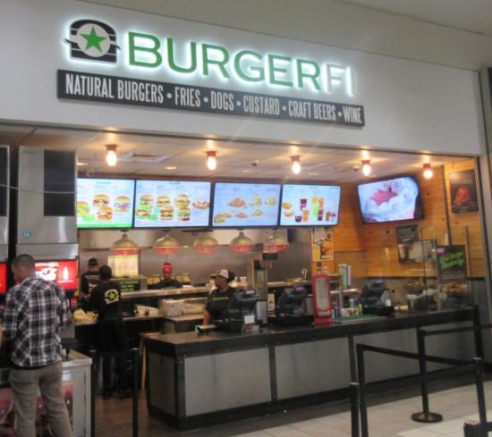 BurgerFi.
