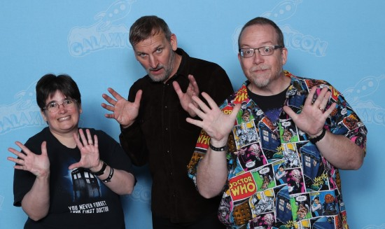 Christopher Eccleston!