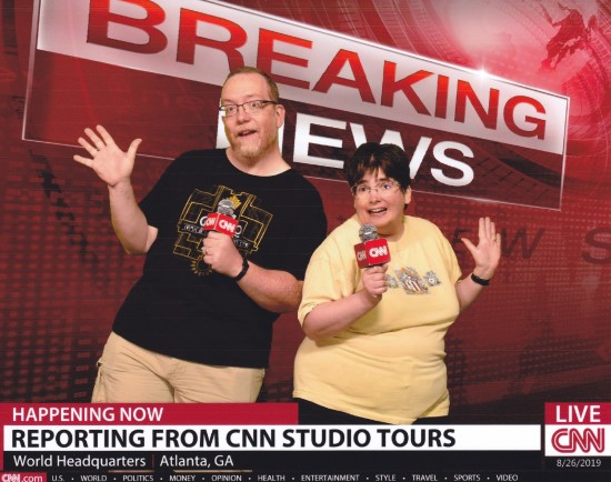 CNN Jazz Hands!