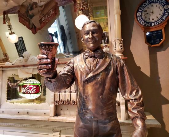 Coke happy dude!