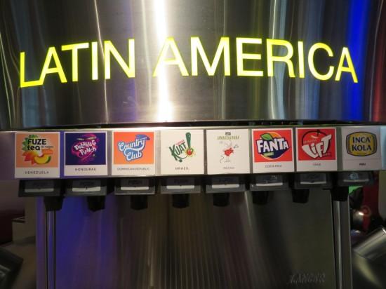 Coke Latin America!