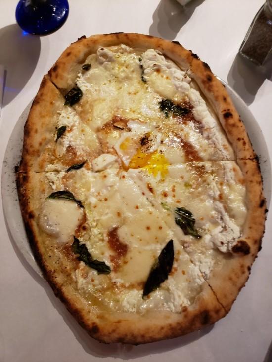Colazione Pizza!