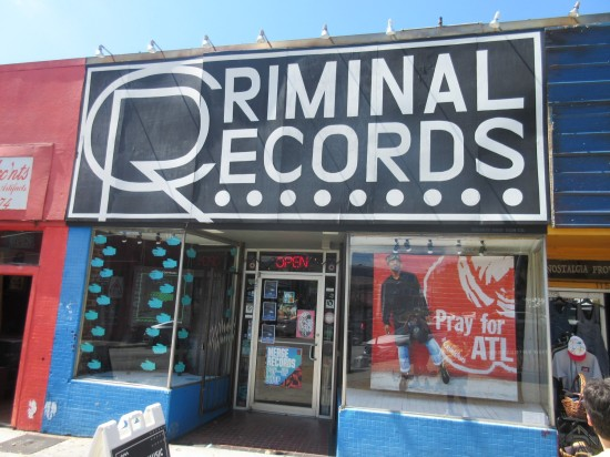 Criminal Records!