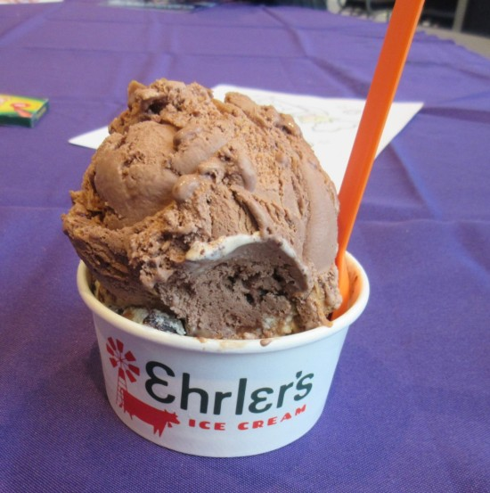 Ehrler's Ice Cream!