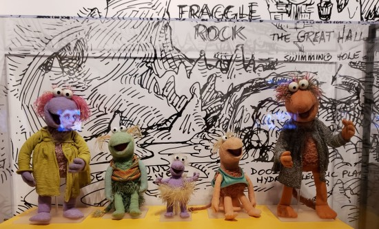 Fraggle Rock cast!