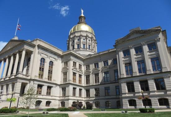 GA State Capitol!