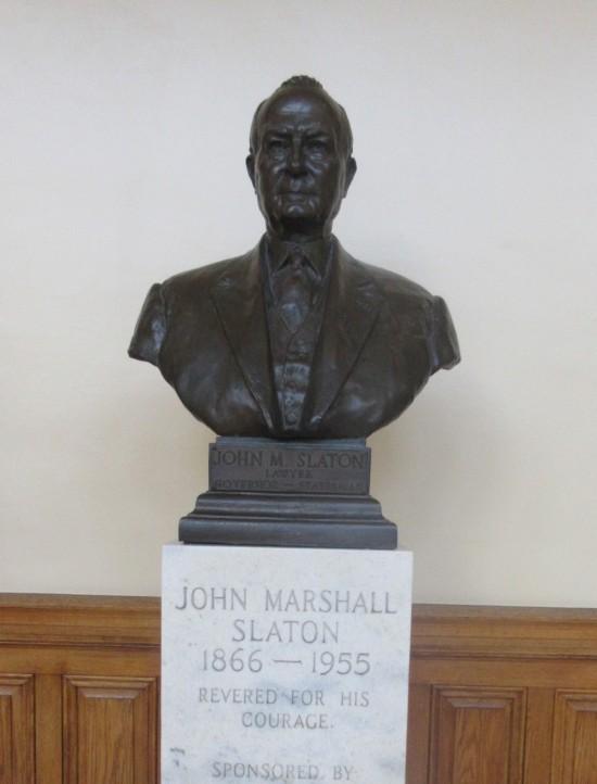 John Marshall Slaton...
