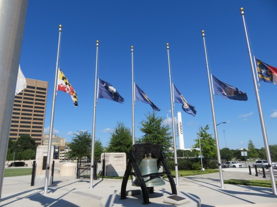 Liberty Plaza.