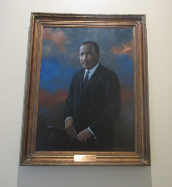 MLK painting!