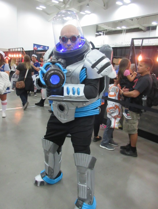 Mr. Freeze!