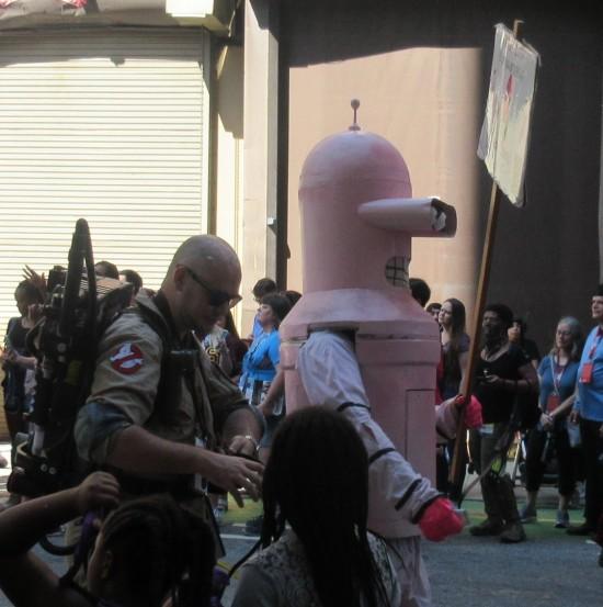 Pink Bender!