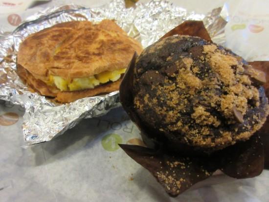 Sahm's Muffin!