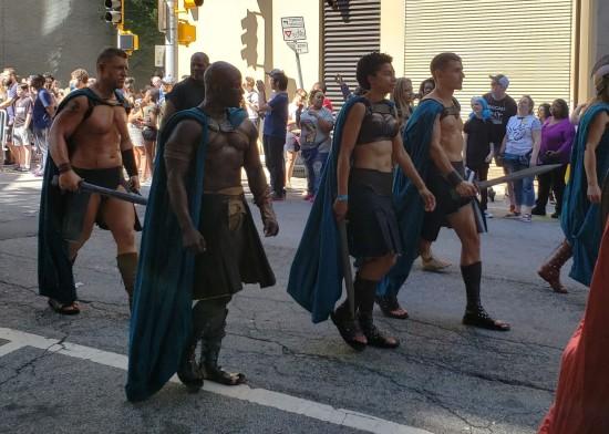 Spartans IV!