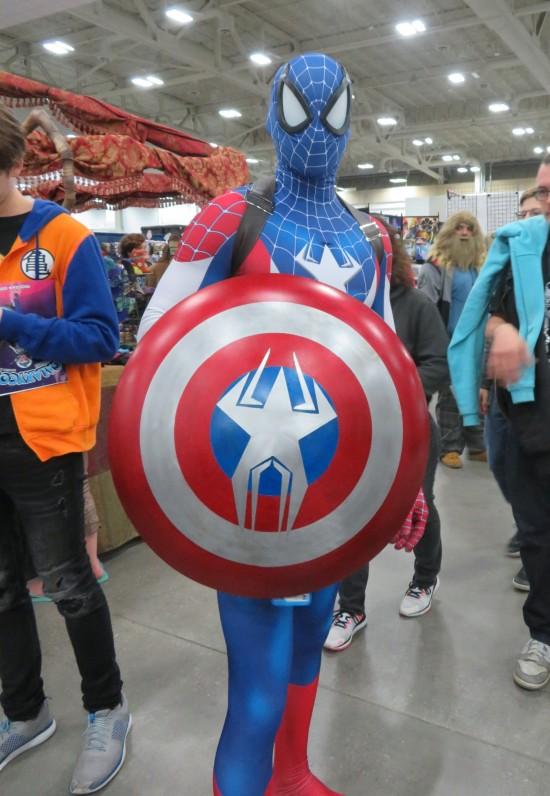 Spider-America!