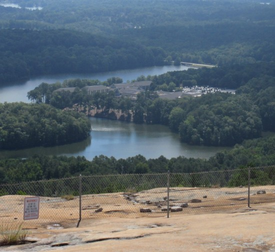 Stone Mountain getaways!