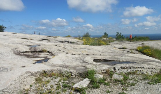 Stone Mountain topography!