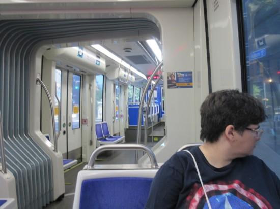 Streetcar Inside!