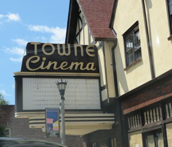 Towne Cinema!