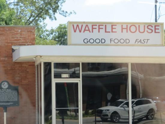 Waffle House Museum!