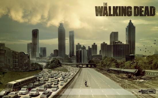 Walking Dead Poster!