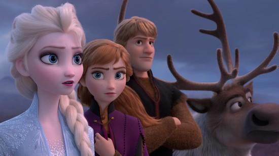 Frozen II!