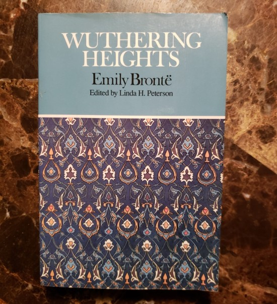 Wuthering Heights!