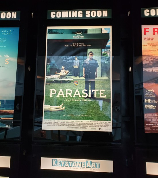 Parasite poster!