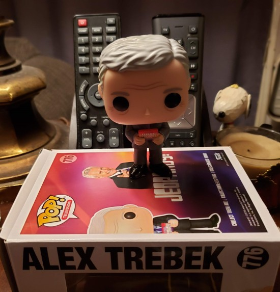 Alex Trebek Funko Pop!