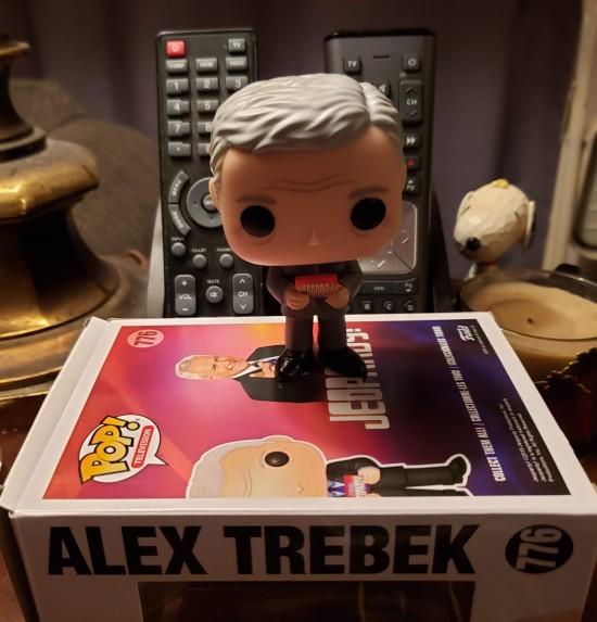 Alex Trebek Funko Pop!