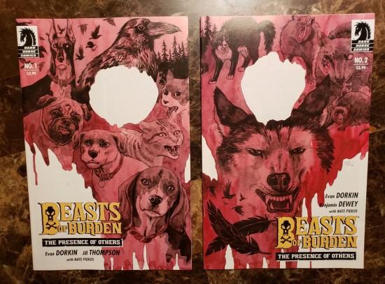 Beasts of Burden covers!