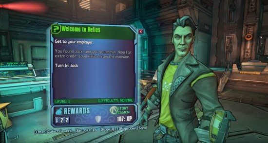 Borderlands Handsome Jack!
