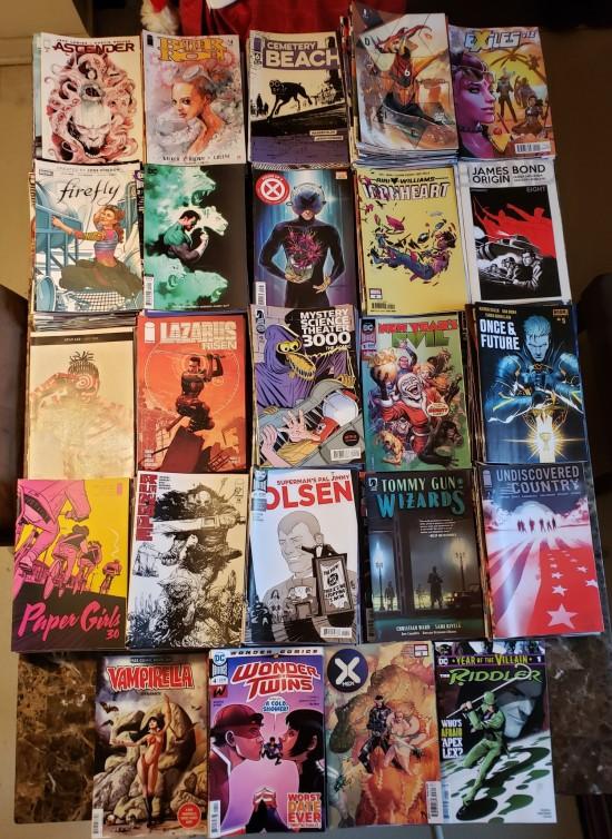 Comics 2019!