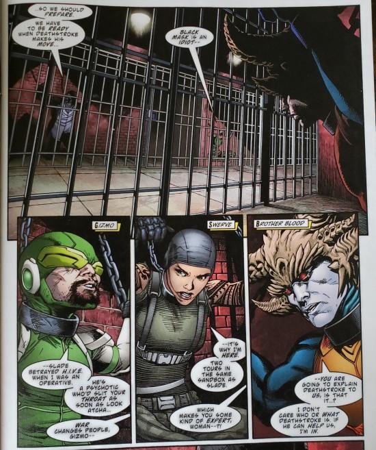 Teen Titans jail!