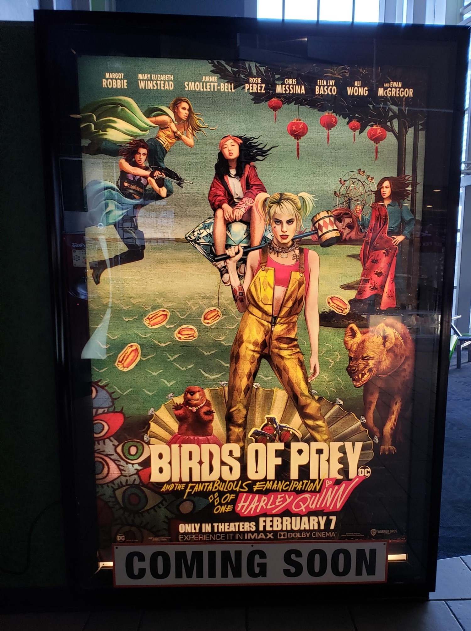 Yes There S A Message After The Birds Of Prey End Credits Midlife Crisis Crossover