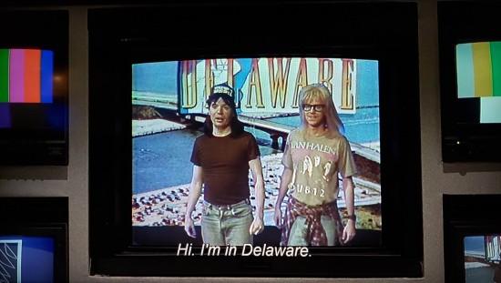 Hi I'm in Delaware!