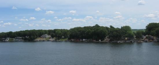 Lake Shafer!