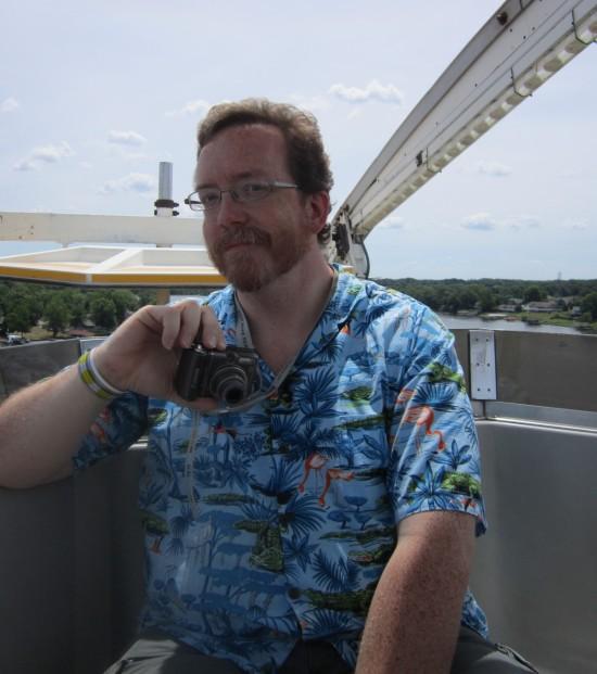 Me on Ferris Wheel!