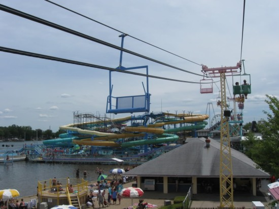 Skyride and Water Park!