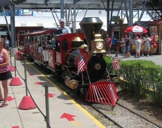 Tiny Train!