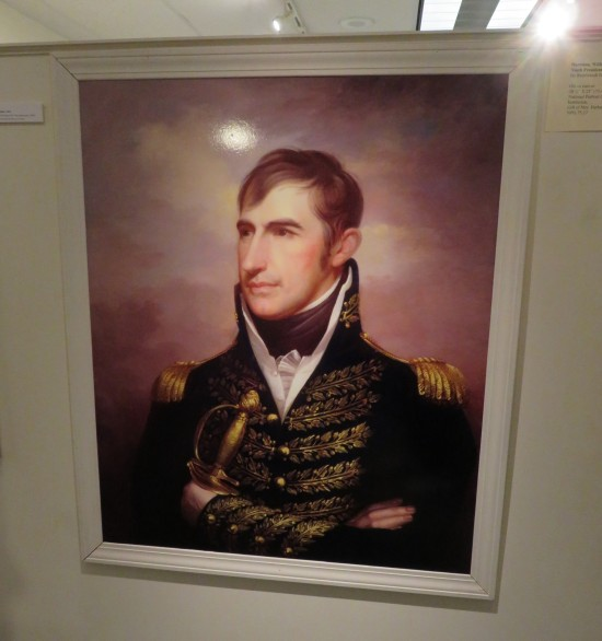 Harrison painting!