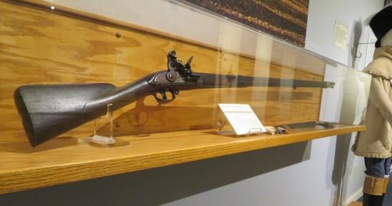 musket Model 1795!