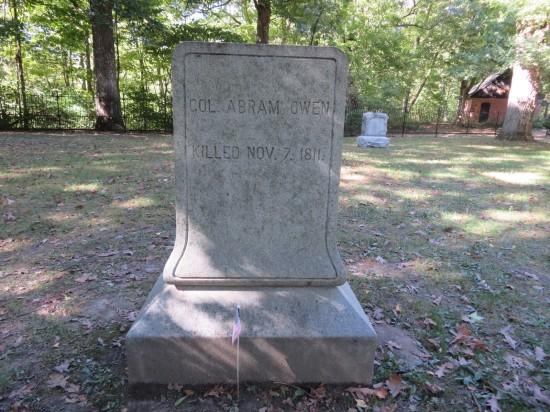 sample headstone.