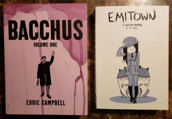 Bacchus v Emitown!