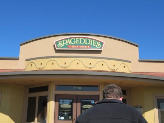 Spageddie's!