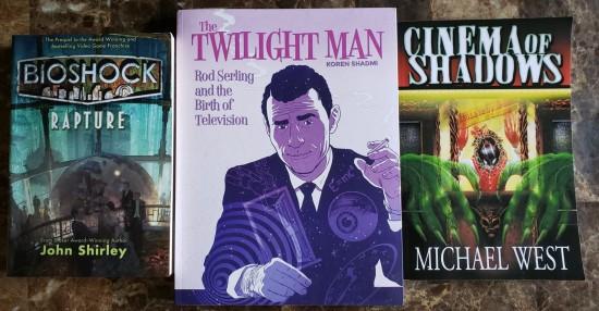 Spooky Books!