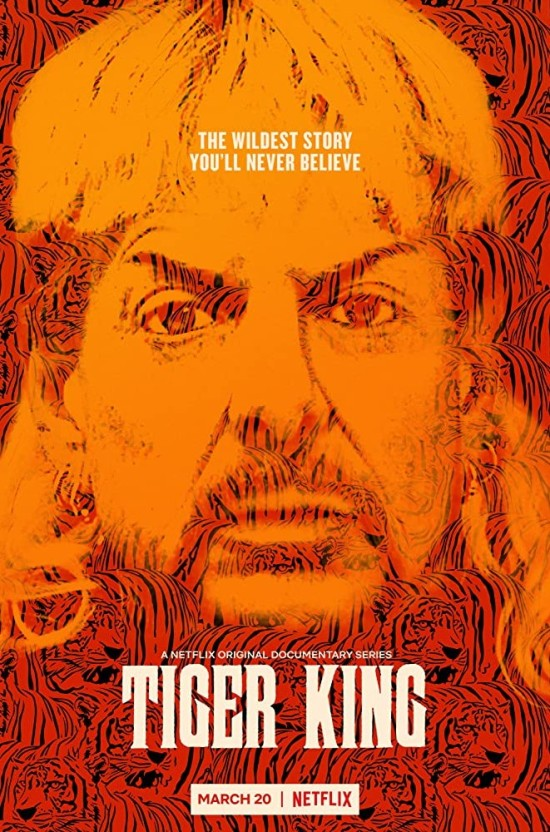 Tiger King poster!