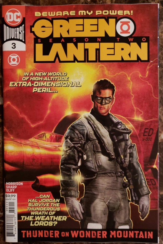 Green Lantern Season 2 #3