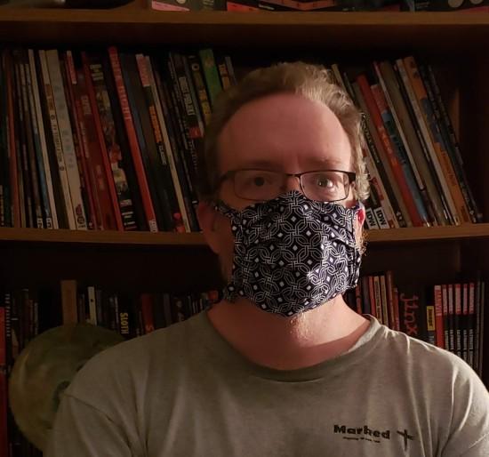Mask Black!